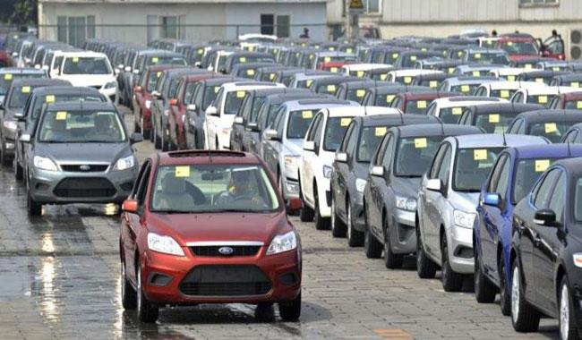 Car sales up 28 percent in July-August; above estimates
