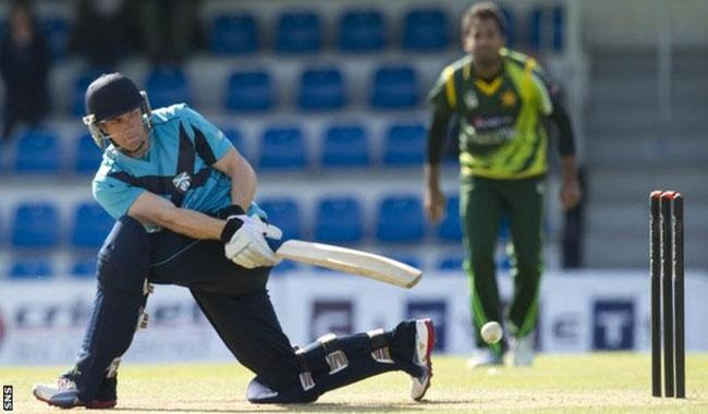 Scotland to host Pakistan for T20Is next year