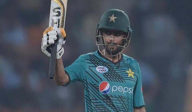 Azadi Cup: Babar guides Pakistan to 20-run victory