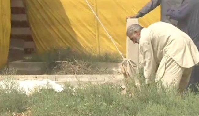 Bodies of teenage couple exhumed for forensic analysis