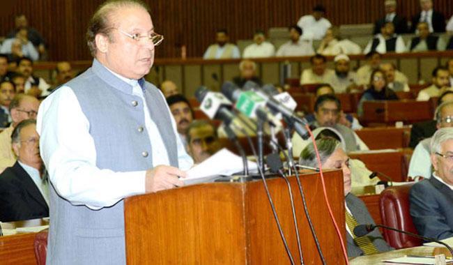 Punjab Assembly all praise for Nawaz