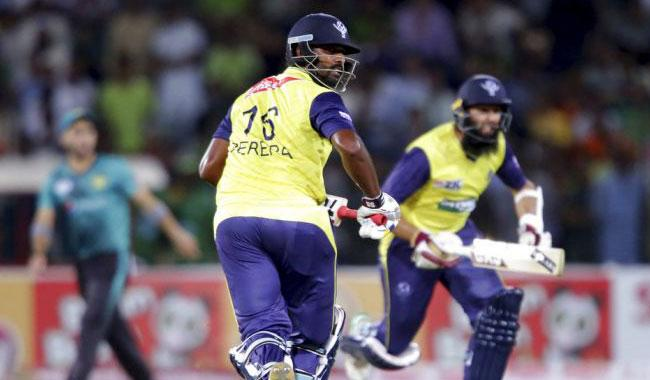 Amla, Perera lead World XI victory