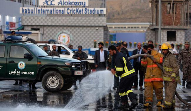 Afghanistan: At least 2 killed in explosion near cricket stadium in Kabul