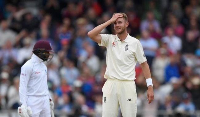 Broad to be rested ahead of Ashes following heel injury