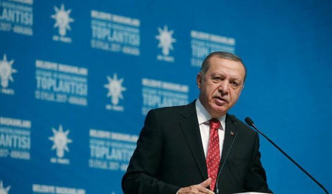 Turkey will take its own security measures: Erdogan