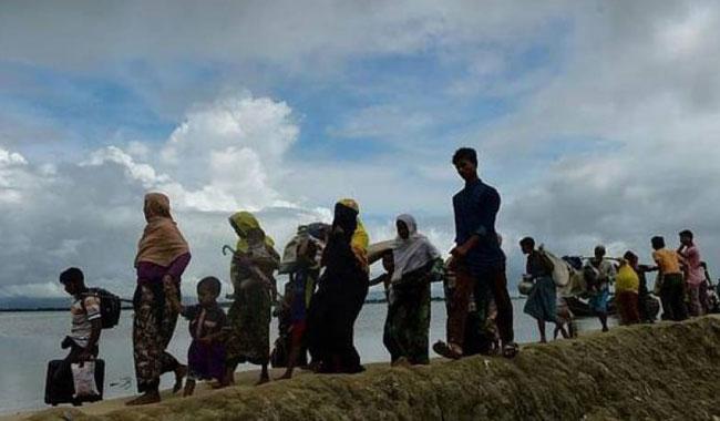 Exodus of Rohingya Muslims fleeing genocide in Myanmar hits 379,000