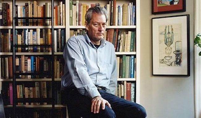 Paul Auster tops shortlist for  Booker prize