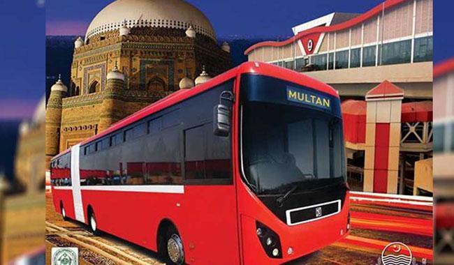 Senate panel may go for forensic audit of Multan Metro bus