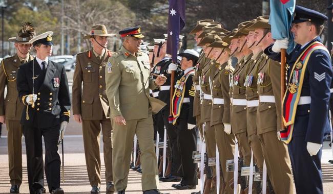 Pakistan wants to boost mutual ties with Australia: COAS