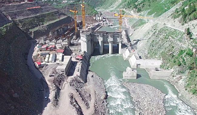 Neelum-Jhelum hydropower plant to be completed in Jan