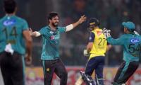 Impressive Pakistan clinch World XI series