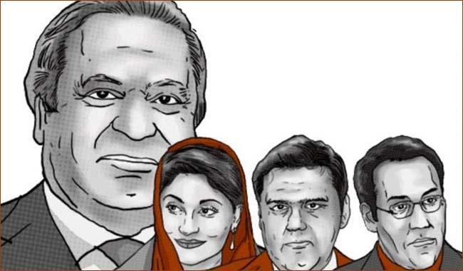 Sharif family absent, summons reissued
