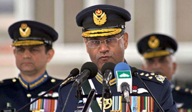 PAF chief urges private sector to explore aviation sector