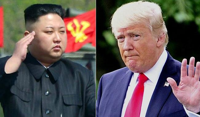 War of words ratchets up between Kim, Trump