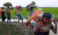 India using chilli sprays to dissuade Rohingya influx