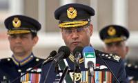Terrorism eliminated in Pakistan: PAF chief