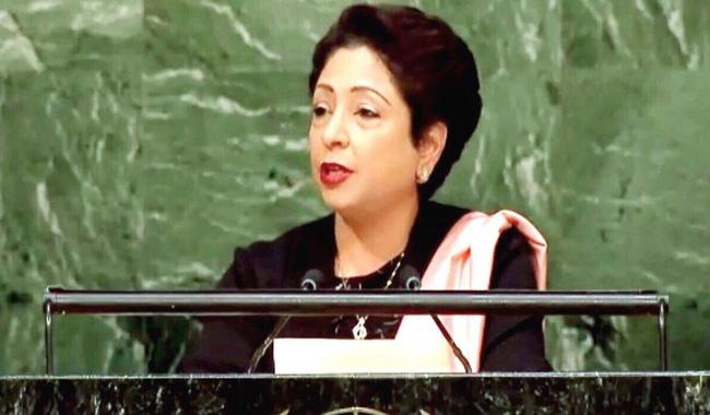 India is the mother of terrorism, Pakistan tells UN