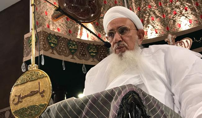 Ahle Bait made great sacrifices for spreading the message of Islam: Syedna Mufaddal