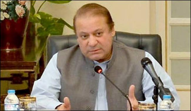 Nawaz Sharif back to face graft cases