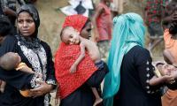 Rohingya Muslims need 'massive' assistance: UN