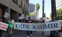 'Free Kashmir, other areas' banners appear in Geneva