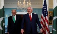 Pakistan has important role in region: Tillerson