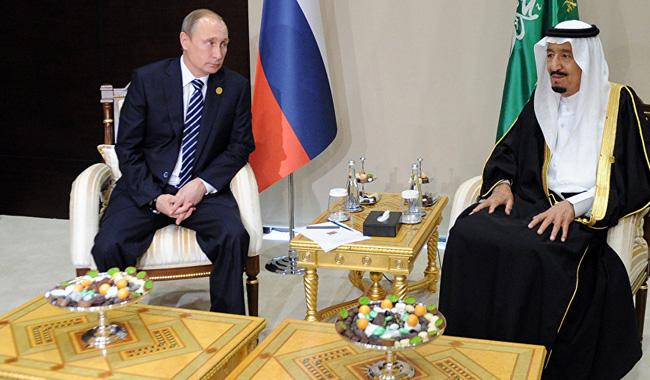 Saudi Aramco signs five agreements with Russian companies