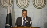 US can't make Pakistan scapegoat for Afghan failures: FO