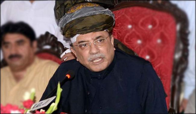 All sorts of fraud committed in KP: Zardari