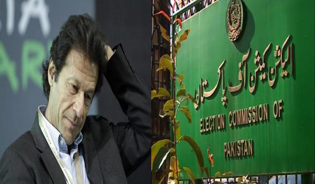ECP orders arrest of Imran