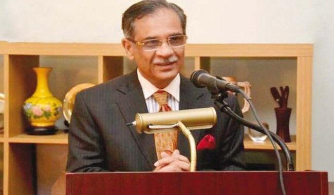 Justice hurried is justice buried: CJP