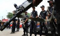 'Knifeman' in custody never came to Karachi, Senate body told