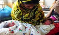 Asian nations struggle to meet  target to lower deaths in childbirth