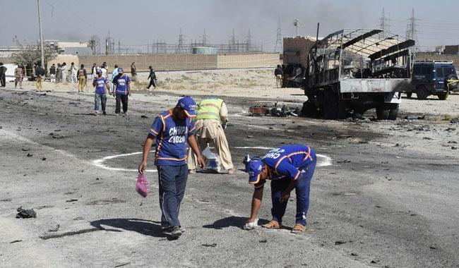 11 martyred in Quetta, Waziristan terror acts