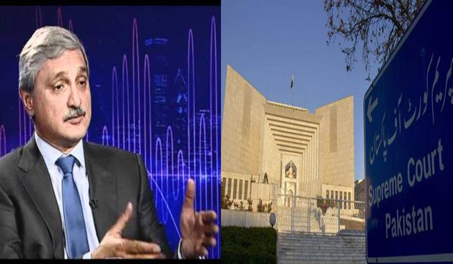 Tareen disqualification case: You don't have anything on merit, SC tells Tareen's lawyer