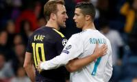 Spurs hold Real as Man City down Napoli