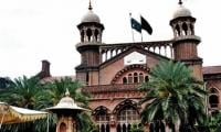 Disqualified party head -- what court can do if law permits it: LHC CJ
