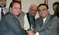 No message of reconciliation from Nawaz to Zardari: ex-PM's aide