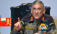 Blustering Indian Army leadership