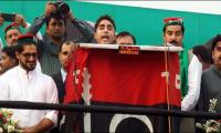 Imran's slogan of change is a lie: Bilawal