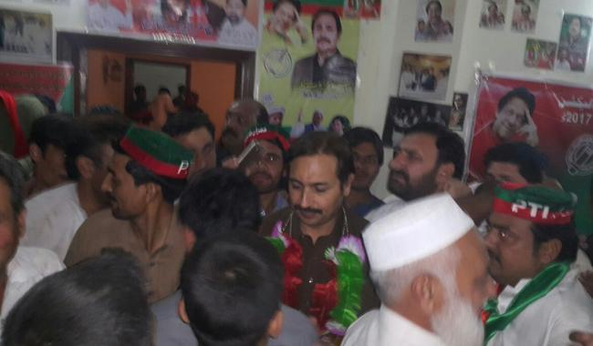 PTI emerges successful as by-poll on NA-4 held peacefully
