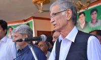 NA-4 result eye-opener for political rivals: KP CM