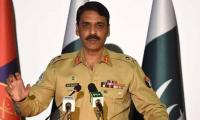 Army chief concerned over attack on Noorani: DG ISPR