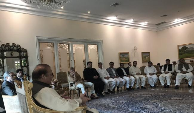 Rejection of minus-Nawaz fomula shows PML-N's internal strength