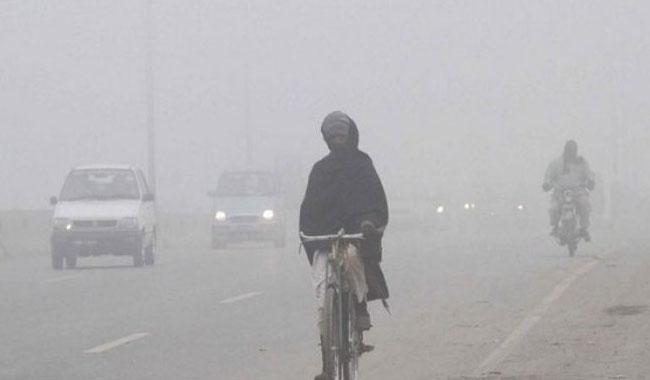 Smog crosses global benchmarks