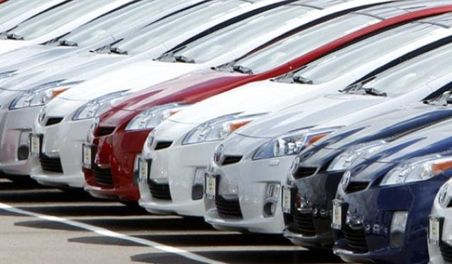 Car sales rise 24 percentto 70,040 units in four months