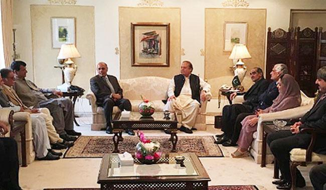 Events before Sunday may redefine Nawaz's tone: PML-N