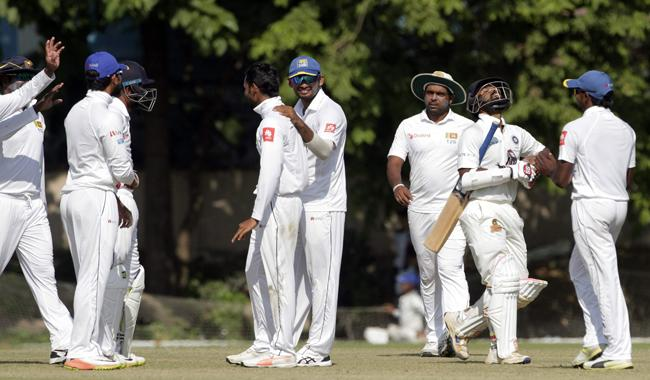 Sri Lanka dareto dream of India Test upset