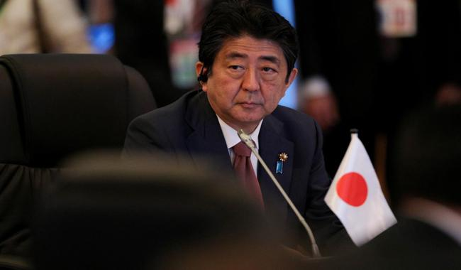 N Korea developing missiles despite launch pause: Abe