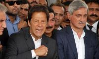 Contradiction in stance of Imran, Tareen: SC
